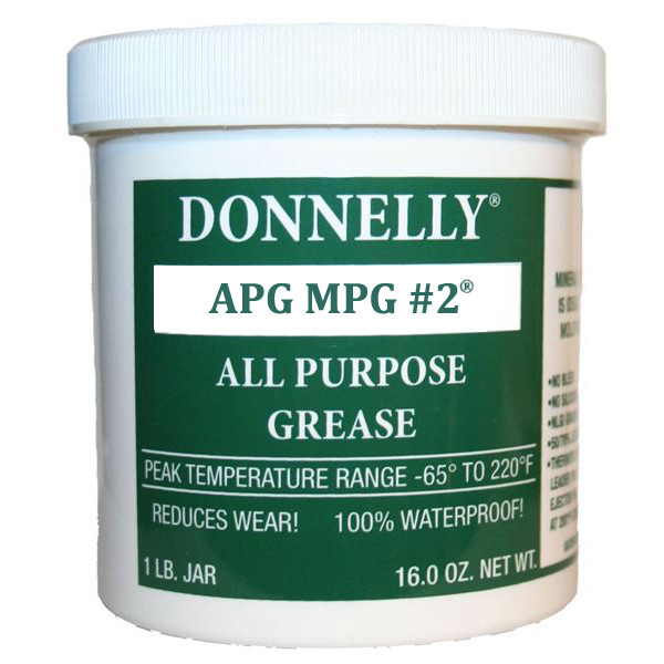 Multi-Purpose Grease MPG #2